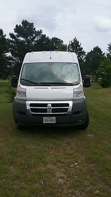 2016 Ram Promaster 3500 Cargo Van - High Roof w/Extended Length