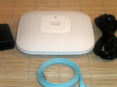 Cisco Aironet AIR-AP1141N-A-K9 Standalone 802.11g/n Access Point 100mW WiFi