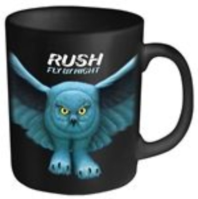 Rush Fly By Night - Mug (11Oz) (Brand New Sealed In Box)