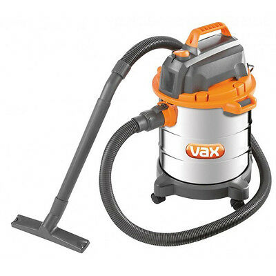 Vax VX40 Portable Vacuum Cleaner Wet and Dry Heavyduty Huge 20L Capacity Corded
