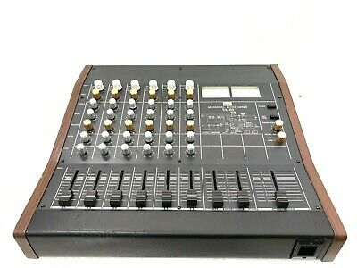 VESTAX PMC-280 Professional mixing Controller LIKE NEW Working 100% Perfect