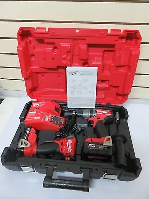 Milwaukee 2897-22CX 18V M18 Combo Kit
