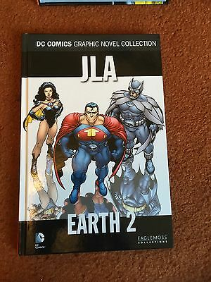 DC COMICS GRAPHIC NOVEL COLLECTION - Volume 13 - JLA Earth 2