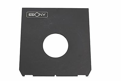 Ebony Linhof Fit Copal 0 Lens Panel