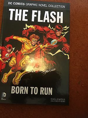 DC COMICS GRAPHIC NOVEL COLLECTION - Volume 19 - The Flash:  Born To Run