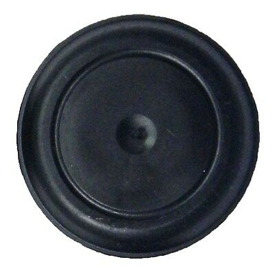 """3/4"""" 0.75 Inch Black Rubber Plug for Flush Mount Body and Sheet Metal Hole Qty 1"""