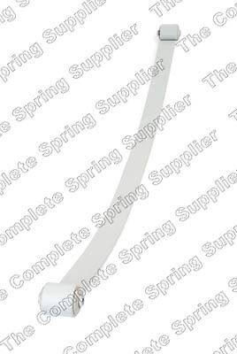 Leaf Spring Rear 666039 Kilen Suspension 2K3511151E Genuine Quality Replacement