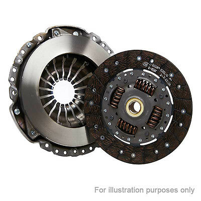 Clutch Kit 2 piece (Cover+Plate) 240mm 624337509 LuK 1383695 1383696 1405849 New