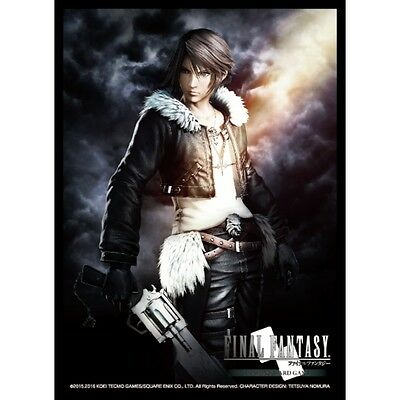 Final Fantasy TCG DFF AC Squall Sleeves (60 Pack) - Brand new!