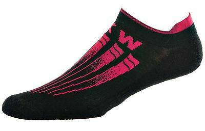 NEW Kentwool KW Women's Pro Light Black/Pink Golf Socks Women's Medium 6-10