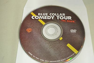 Blue Collar Comedy Tour: The Movie (DVD, 2003)Disc Only Free Shipping 1-115