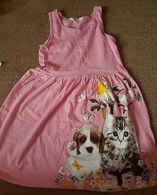 girls dress h&m 8-10 years