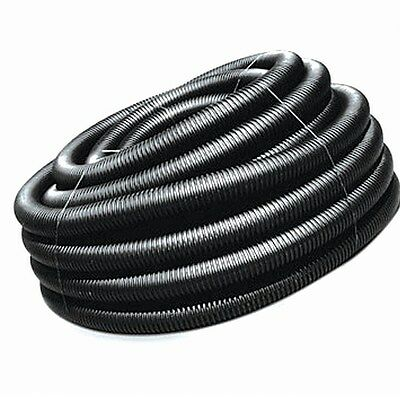 ADS 3-in x 50-ft Corrugated Solid Flexible Drainage Pipe Durable Water Pooling