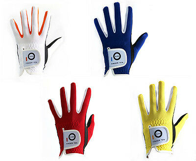 New Youth Kids Golf Gloves 2 Pack Left Right Hand Lh Rh Sport Junior Jr Boy Girl