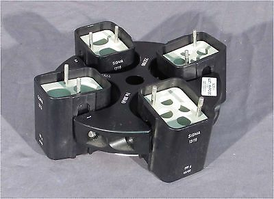 SIGMA 11140 Swing-Out CENTRIFUGE ROTOR & FOUR 13115 BUCKETS