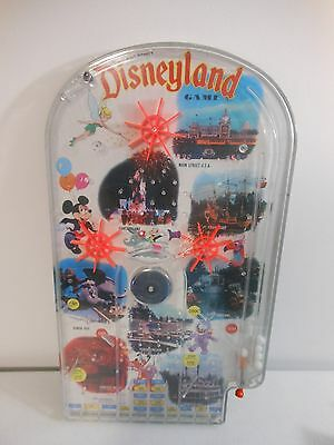 1967 Disney DISNEYLAND PINBALL GAME Dumbo Tiki Room Jungle Cruise Jiminy Cricket
