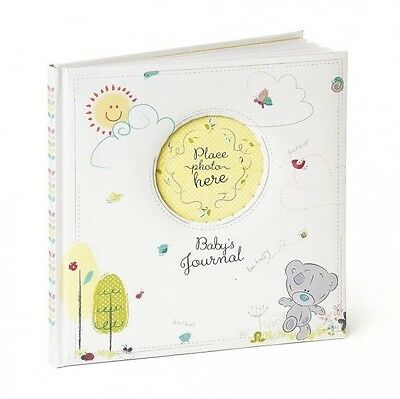 NEW Carte Blanche Me To You Tiny Tatty Teddy - Baby's Journal Memories Keepsake