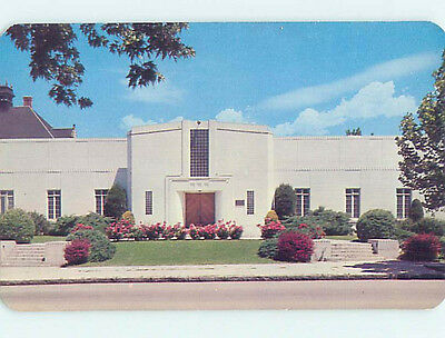 Unused Pre-1980 CHURCH SCENE Boise Idaho ID hs6893