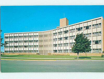 Unused Pre-1980 HOSPITAL SCENE Idaho Falls Idaho ID J9053