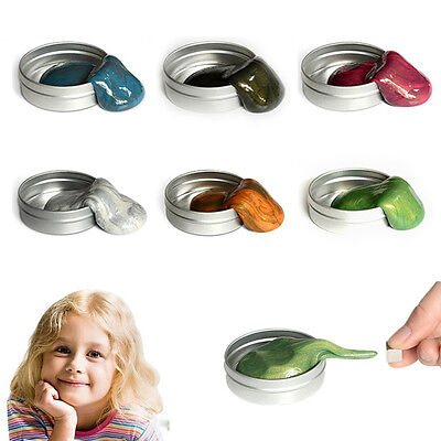 Toys 1 pcs Kids Gift Magnetic Strong Plasticine Putty Rubber Mud Magnetic Clay