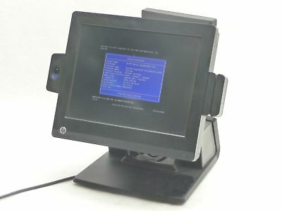 """Hp Rp7 7100 Rp7100 17"""" Pos Point Sale Touch Touchscreen Screen Terminal"""
