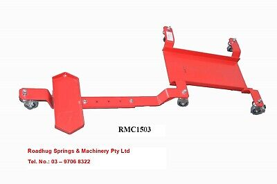 Motorcycle Dolly, Motor Bike Stand Veh. Position  Part No=B1503