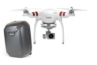Dji Phantom 3 Standard Quadcopter Drone With Free Backpack!