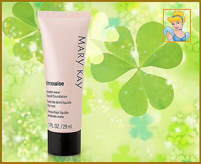 Mary Kay Base Fluida Mate TimeWise 29 ml -12 colores
