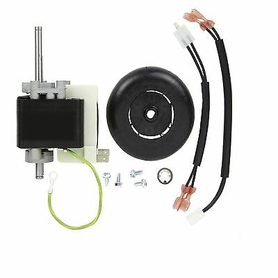 Carrier 310371-752  Inducer Vent Motor Assembly w/ Cooling Blade