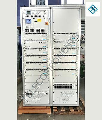 Transmitter TV Rohde&Schwarz UHF 10/20/40kW Analog and Digital TV systems