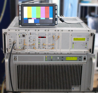 3 Kw UHF TV Transmitter NTSC/Pal  Analog  broadcast transmisor verici 220V/380V