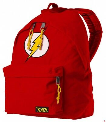 The Flash Rucksack Flash Logo