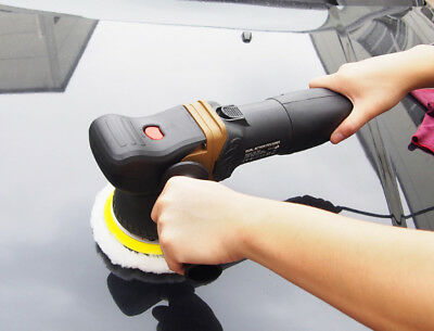 "variable speed dual action orbital car polisher 9mm 6"" 800w GS UL CE passed"