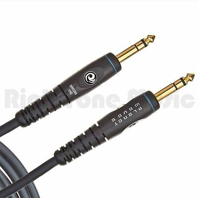 Planet Waves PW-GS-10 10ft Stereo Jack to Jack Cables