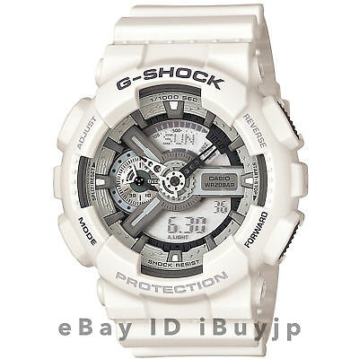 Casio G-Shock GA-110C-7AJF 0.001 Stopwatch JIS1 Magnetic Resistance Mens Watch