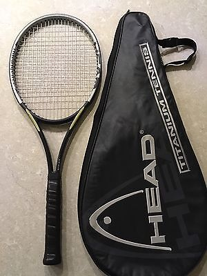 Racchetta Tennis HEAD INTELLIGENCE iPRESTIGE MP + Fodero originale!