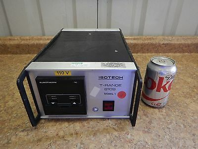 Isothermal Isotech 810S T-Range Eurotherm Display 110 Volts 100 Watts