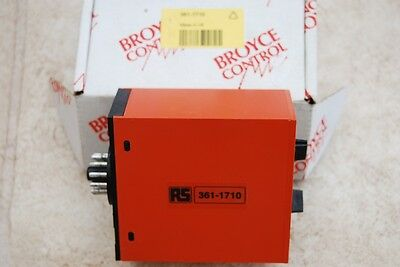 Broyce Control Type B1Prc  3 Phase Voltage Relay Rs 361-1710 #k352