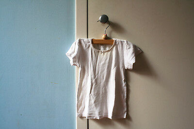 lot 4 Carter's White Under Shirts Tee Tops Size 2 - 3 Undershirts