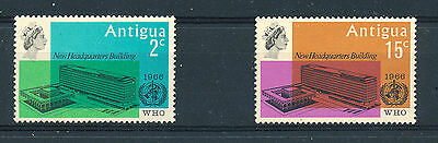 1966 W.h.o. Complete Crown Agents Omnibus Set Mnh
