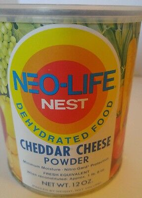 Neo-Life Nest Dehydrated Food Lot: Mashed Potatoes + Cheddar Cheese Powder