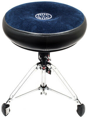 Roc n Soc Round Stool & Gibraltar Base - Blue