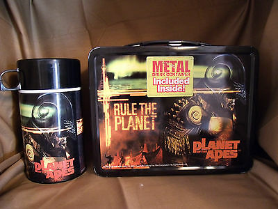 Neca Rule The Planet/planet Of The Apes  Lunchbox Set Excellent Condition Unused