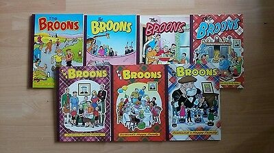 The Broons Annual Collection 1987- 1999