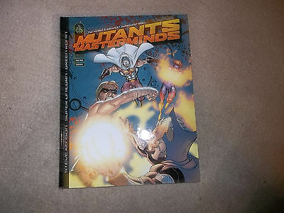 Mutants and Masterminds Core Rulebook 1st Ed