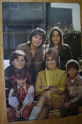 "1971 Partridge Family Poster Poster Prints Columbia Pictures Renselaar (24x36"")"