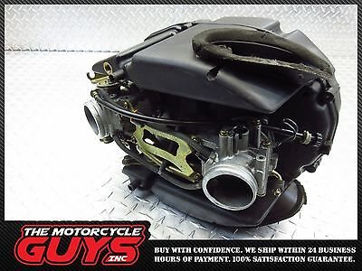 2002 98 99 00 01 02 03 Suzuki Tl1000R Tl1000 Oem Fuel Throttle Bodies Airbox