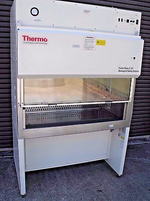 Thermo Forma Class Ii A1 Biological Safety Cabinet Biosafety Bsc Lab Hood 1200