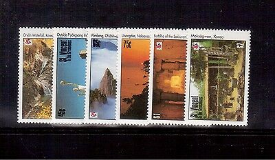 St. Vincent & The Grenadines 1994, #2107/12 Set Mint Vf Nh Various Sceneries !!