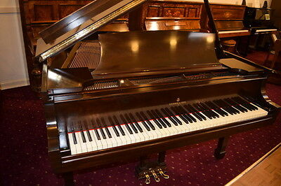 Steinway & Sons Grand Piano, Model S